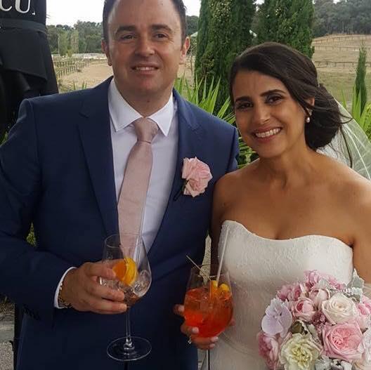 Alessandro and Angela