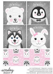 Snow Buddies Winter Collection
