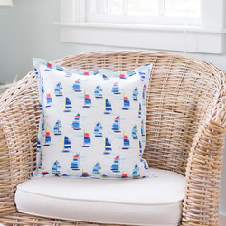 Sailboat Pattern Design
