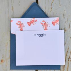 Lobsters Pattern Design