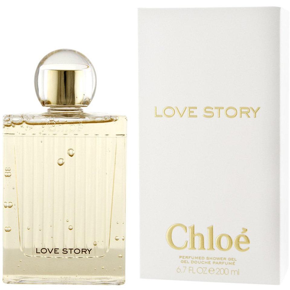 Story Ml Gel Douche Love Chloé Parfumé 200 UMVqzpS
