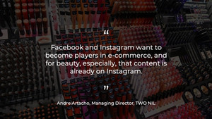 Sephora and Instagram go after younger shoppers