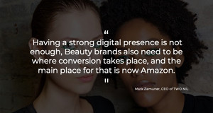 Beauty Brands See Amazon Sales Spike In Pandemic