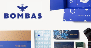 BOMBAS, 2020 D2C Brand of the Year!