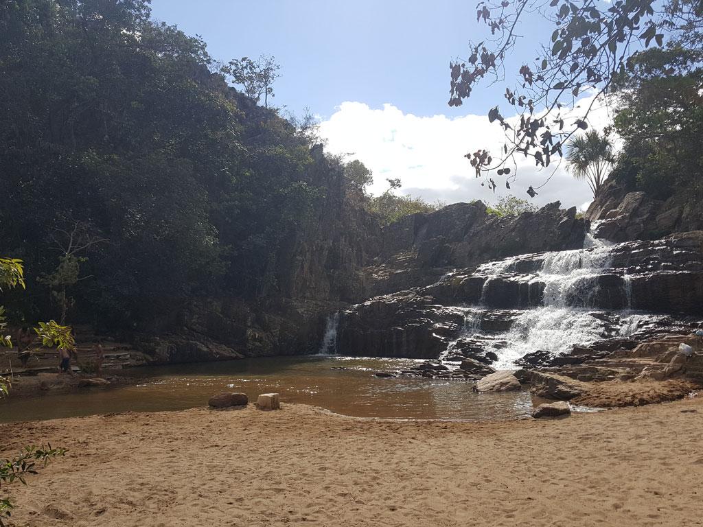 Cachoeira do Coqueiro 15km