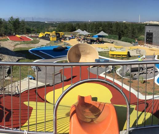Sudbury Playground