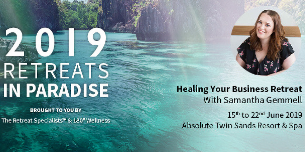 Thailand -  Healing Your Business Retreat