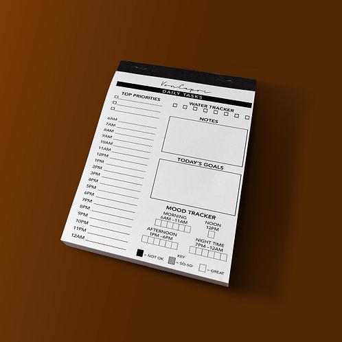 Daily Task Notepad
