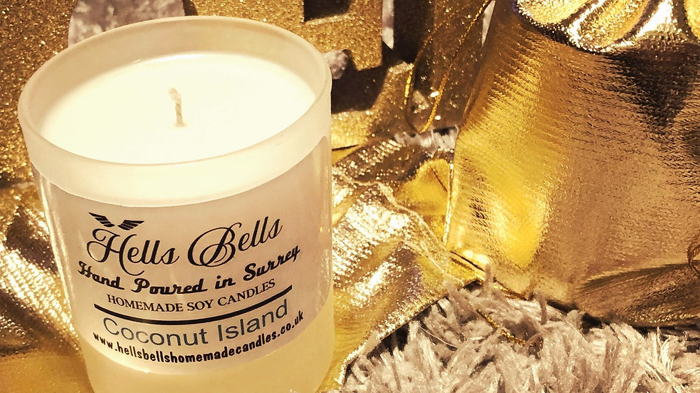 20cl x 2 Candle Gold Giftset