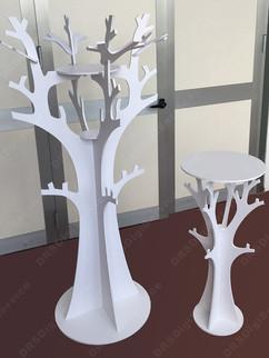 Albero 3D e desk