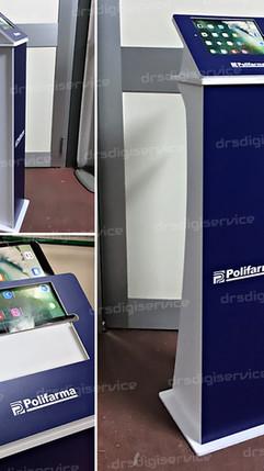 Colonna porta tablet