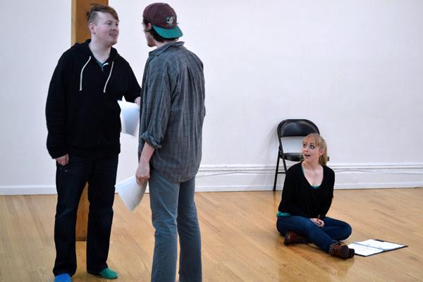 Punk as Fuck Rehearsal