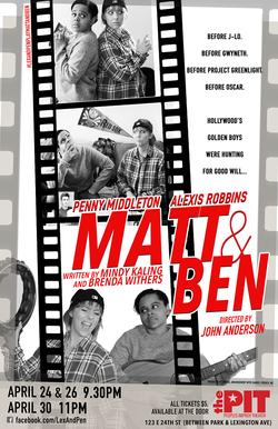 Matt & Ben Poster