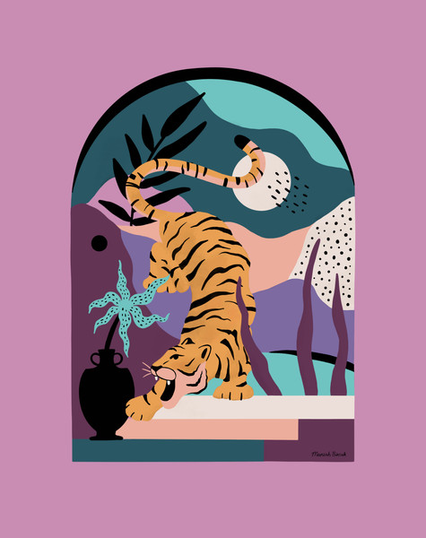 Tiger paradise - Cover.jpg
