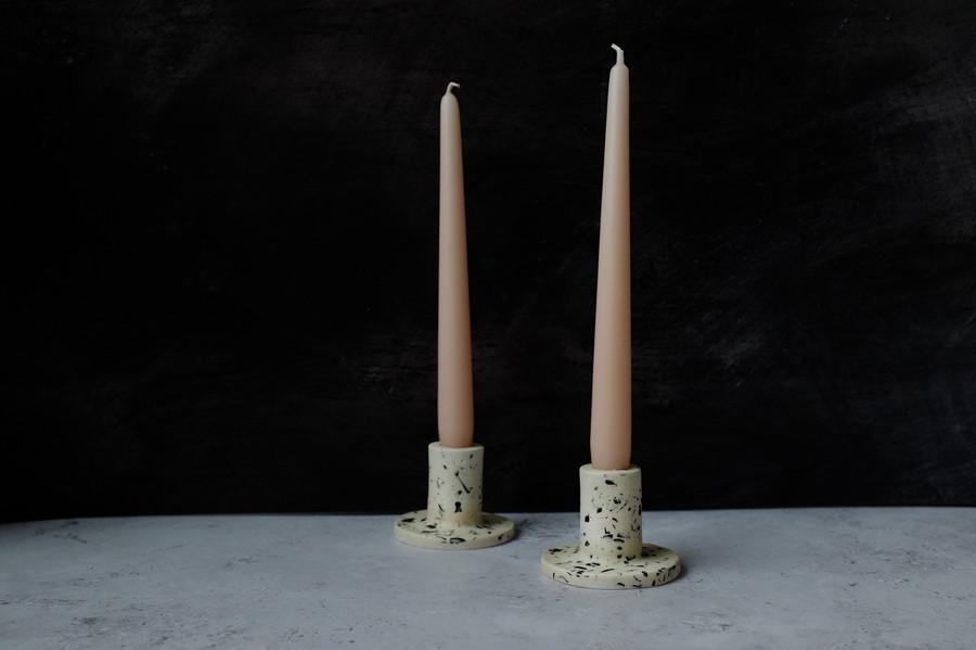 Terrazo Candle Holders.jpg