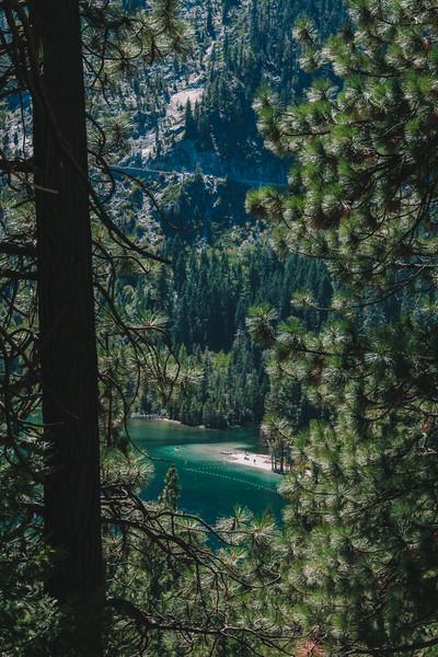 Lake Tahoe possesses such modesty.