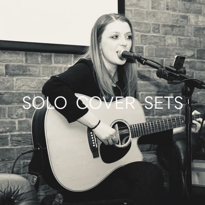 Lisa Aird - Solo Cover Sets