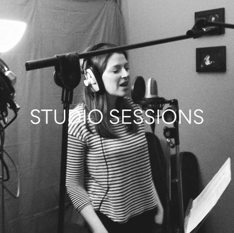 Lisa Aird - Studio Sessions