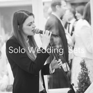 Lisa Aird - Solo Wedding Sets