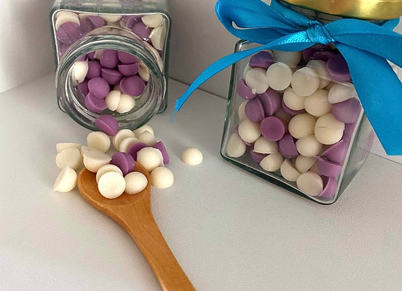 Pretty Dots - Lavender Marshmallow
