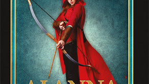 Alanna - nastoletnia wojowniczka