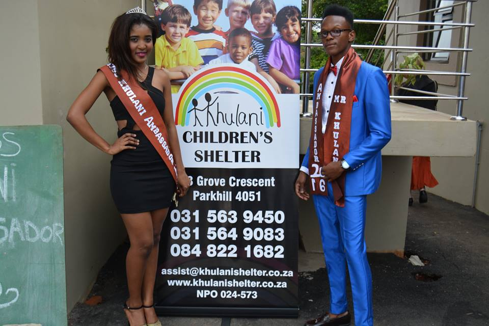 Miss and Mr khulani Ambassodor