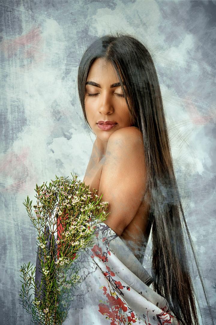 Les fleurs de cire
