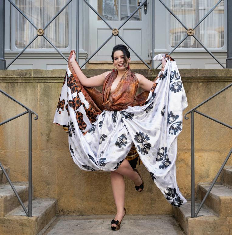 Marjorie danse