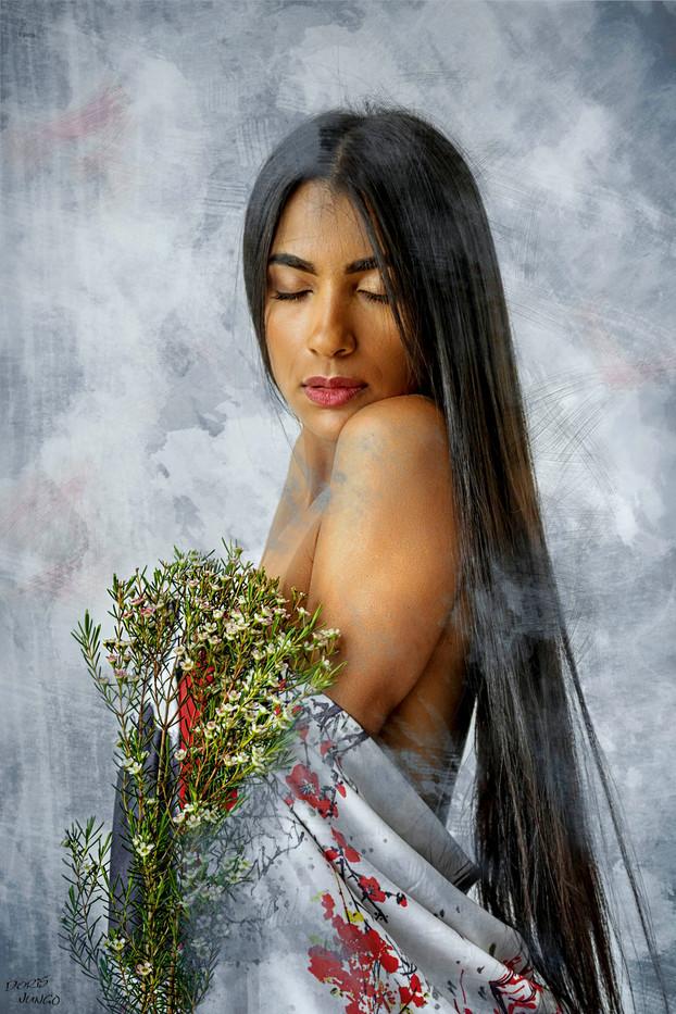 Fleurs de cire