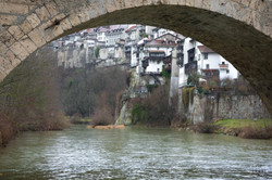 Sous le pont du Milieu