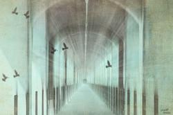 Le pont de Grandfey