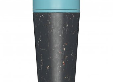 RCup Black and teal 340ml