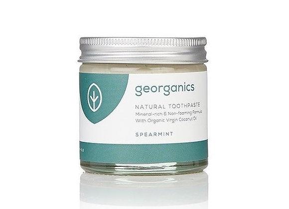 Georganics zubní pasta - spearmint