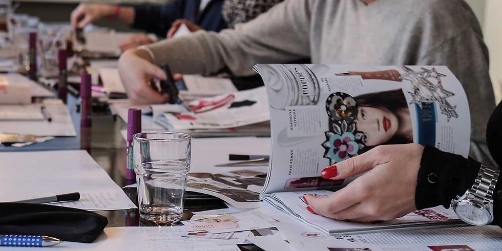 2.Osobní styl a styling: Cyklus přednášek Efektivní šatník s Kamilou Vodochodskou