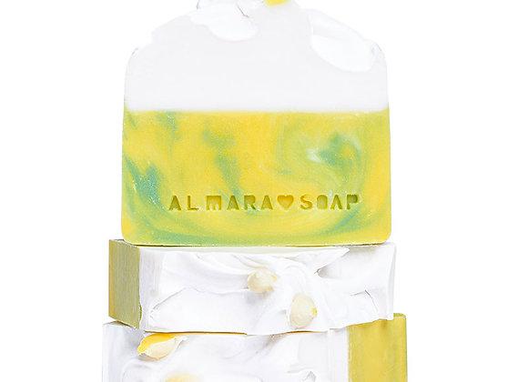 Mýdlo Almara soap Bitter lemon