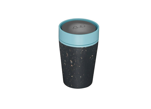 RCup Black and teal 227ml