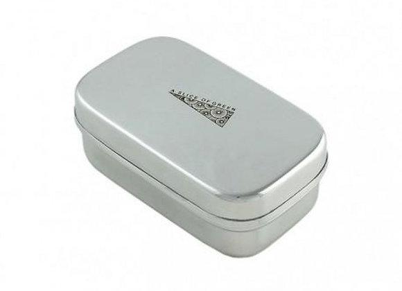 Nerezová krabička na mýdlo