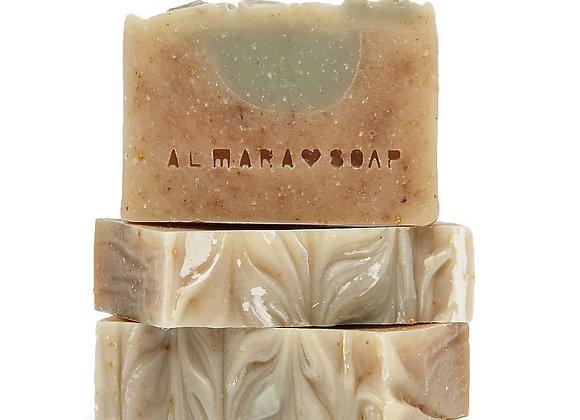 Mýdlo Almara soap Lemon Tea Tree