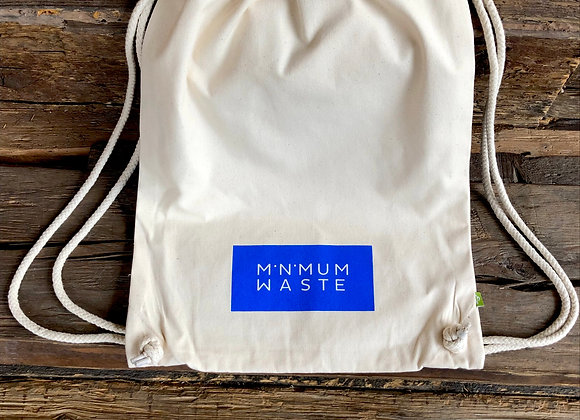 Plátěný batůžek Minimum Waste