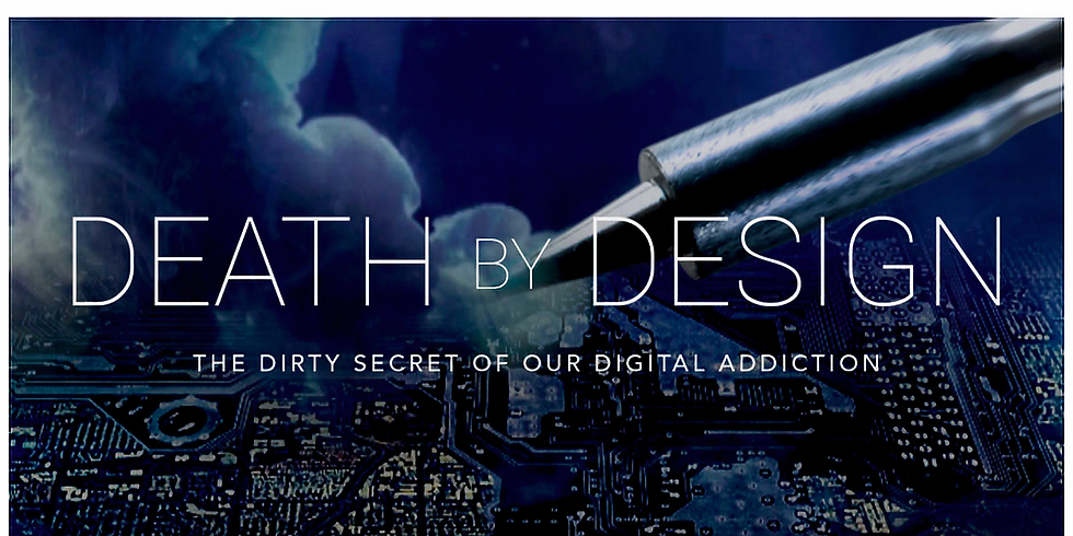 Letní kino: Zemřít pro design (Death by design)