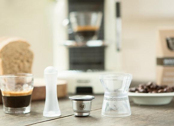 Znovupoužitelná kapsle na kávu - Nespresso