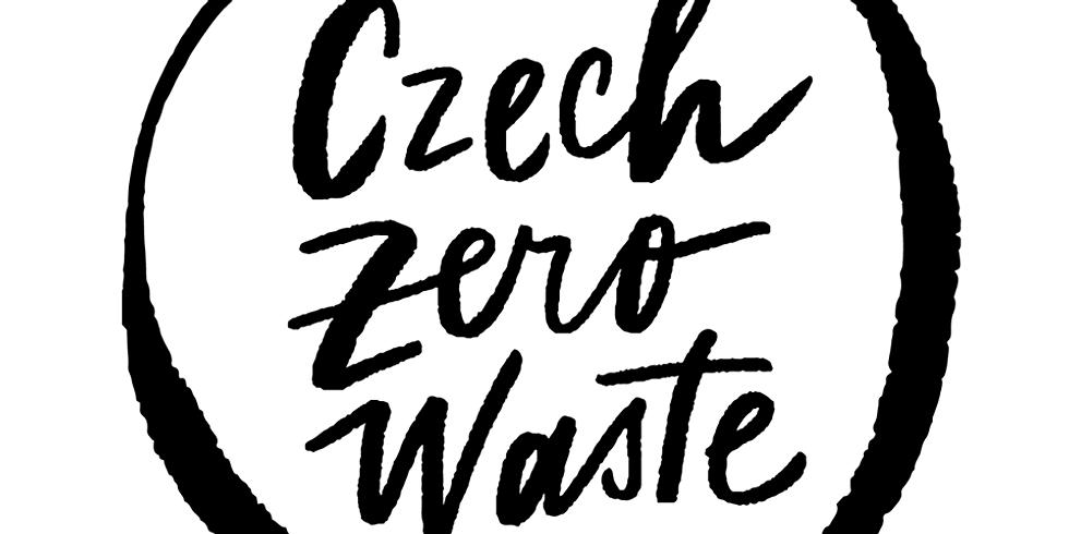 (Ne)křest knihy Czech zero waste