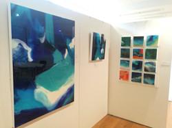 big blue exhibition