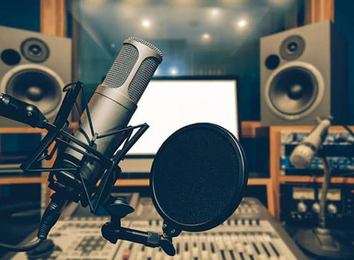 5 Tips on doing voiceover work from home