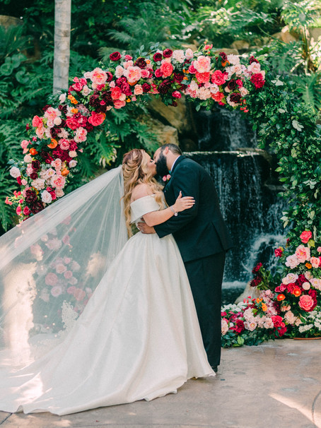 Haley + Josh and Grand Tradition Estate in Fallbrook