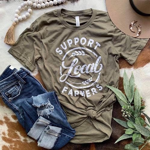 Local Farmer T-Shirt
