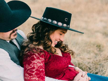 Lauren and Codys Maternity Photos at Lake Cuyamaca