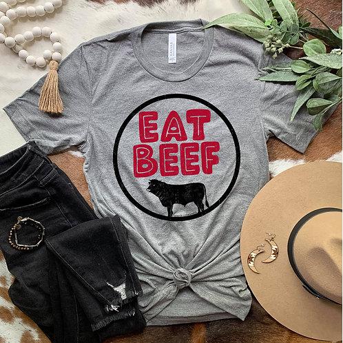 Eat Beef T-Shirt