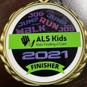 2021 Virtual 5K Fun Run/Walk