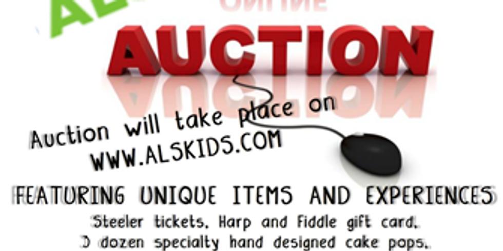 ALS Kids Online Auction